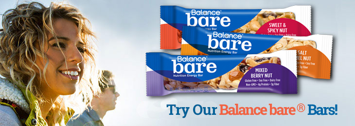 New Bare Bars from Balance