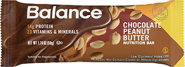 Image of Chocolate Peanut Butter packaging
