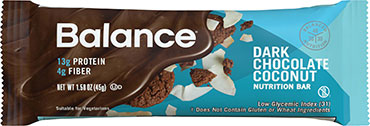 Image of Dark Chocolate Coconut packaging