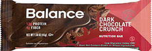 Dark Chocolate Crunch [bal-180101n.jpg] - Click for More Information