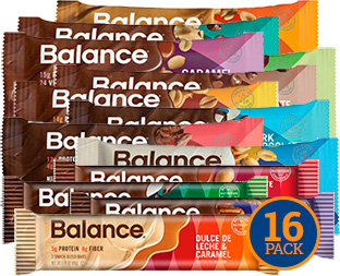 Balance Complete Variety 16-Pack [bal-vpc16.jpg] - Click for More Information